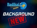 新闻形象 NEW RADIKAL DARTS BACKGROUND LET