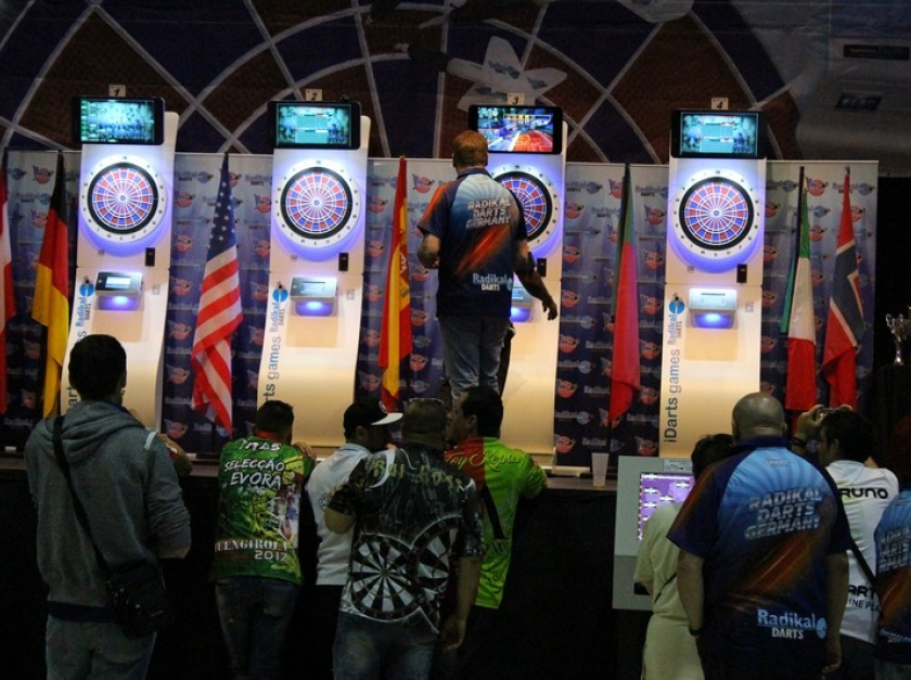 图片 Radikal Darts International Championship Fuengirola 2017